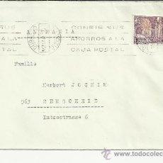 Sellos: DURANGO VIZCAYA CC SELLO MONASTERIO DE VERUELA . Lote 33646420