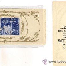 Sellos: -37673 SELLO SEMANA SANTA MALAGA, MENA, LA LEGION, FABRICA DE VELAS DE CERA Y BUJIAS LA CUSTODIA. Lote 53298580