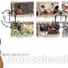 Sellos: PORTUGAL & FDC MISIONES CATÓLICAS EN ÁFRICA 2013 (6907). Lote 114652679