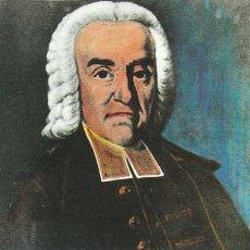 Sellos: ALEMANIA IVERT 1156, JOHANN ALBERT BENGEL, TEOLOGO (3º CENTENARIO), MAXIMA DE 5-5-1987. Lote 117556351