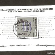 Timbres: ALEMANIA FEDERAL.1995. MICHEL BLOCK 32. Lote 118577547