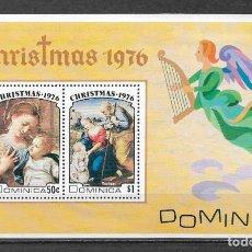 Timbres: DOMINICA 1976 ** MNH - NAVIDAD -124. Lote 148656750