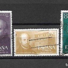 Sellos: SAN IGNACIO DE LOYOLA. . ESPAÑA. EMIT. 12-10-1955. Lote 162311626
