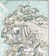 Timbres: EDIFIL VALENCIA 5, EL SANTO GRIAL, CONGRESO EUCARISTICO,TARJETA MAXIMA VALENCIA 22-5-1972, MUY RARA. Lote 163744682
