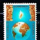 Sellos: EDIFIL Nº 1695, CLAUSURA DEL CONCILIO VATICANO II, NUIEVO ***. Lote 168192304