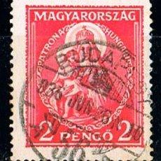 Sellos: HUNGRIA Nº 511, SANTA ISABEL CON UN NIÑO, USADO. Lote 168933192