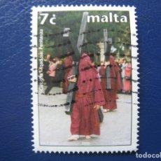 Sellos: MALTA, 2006 SELLO USADO. Lote 169977824