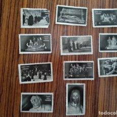 Sellos: 11 SELLOS - TARRAGONA - SEMANA SANTA - VER FOTOS. Lote 172339563