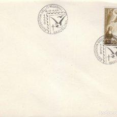 Sellos: AÑO 1958, IV EXPOSICION DEL SELLO MISIONAL (MISIONES). Lote 182287023