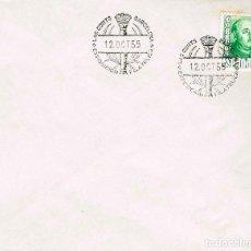 Sellos: AÑO 1955, PRIMERA EXPOSICION FILATELICA DE LAS CORTS, IV CENTº DE LA MUERTE DE SAN IGNACIO DE LOYOLA. Lote 183412015