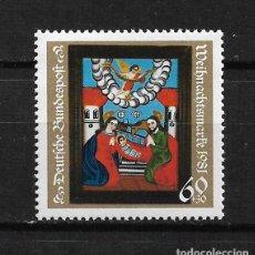 Sellos: ALEMANIA 1981 SERIE COMPLETA ** - 17/43. Lote 184901025
