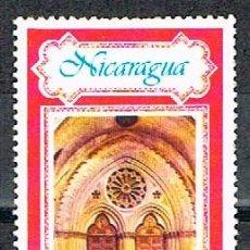 Selos: NICARAGUA Nº 2072, 750 ANIVERSARIO DE LA CANONIZACIÓN DE SAN FRANCISCO DE ASIS, NUEVO ***. Lote 192268613
