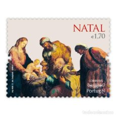 Sellos: PORTUGAL ** & CUNAS NAVIDEÑAS TRADICIONALES, LA ADORACIÓN DE LOS MAGOS 2013 (6969). Lote 203620150