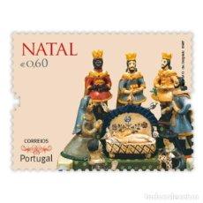 Sellos: PORTUGAL ** & CUNAS NAVIDEÑAS TRADICIONALES, LA ADORACIÓN DE LOS MAGOS 2013 (6968). Lote 203620463