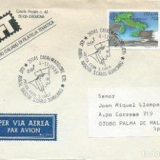 Sellos: 1988. ITALIA/ITALY. CASALMAGGIORE. MATASELLOS/POSTMARK. 450 ANIV. SAN CARLOS BORROMEO. CRISTIANISMO.. Lote 209723760