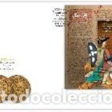 Sellos: PORTUGAL & FDCB 800 AÑOS DE LAS INVESTIGACIONES GENERALES DE D. AFONSO II 2020 (86429). Lote 210068286
