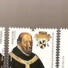 Sellos: PORTUGAL ** & ARZOBISPOS DE BRAGA, FREI BARTOLOMEU DOS MÁRTIRES 2017 (7684). Lote 210403081