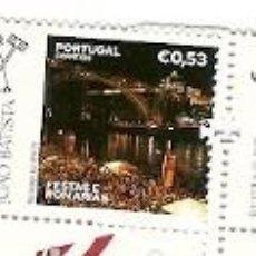 Sellos: PORTUGAL ** & FIESTAS Y PEREGRINACIONES DE PORTUGAL, FIESTAS DE SÃO JOÃO BAPTISTA, PORTO 2020 (8642. Lote 211853910