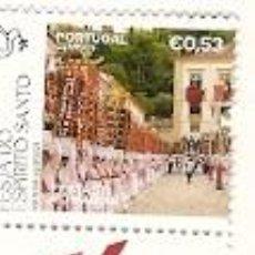 Sellos: PORTUGAL ** & FIESTAS Y PEREGRINACIONES DE PORTUGAL, FIESTAS DE ESPIRITO SANTO, TOMAR 2020 (86429). Lote 211854561