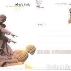 Sellos: PORTUGAL ** & INTERO, 250 AÑOS DEL NACIMIENTO DEL ABAD FARIA (6688. Lote 242104450