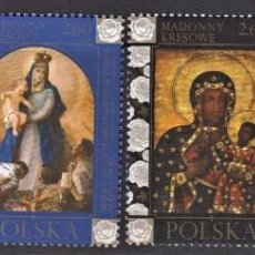 Timbres: 47.- POLONIA 2018 VIRGENES. Lote 242890360