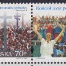 Sellos: ⚡ DISCOUNT POLAND 1999 SIXTH VISIT OF POPE JOHN PAUL II TO POLAND MNH - RELIGION, POPE. Lote 260512365