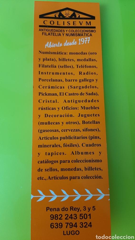Sellos: LUGO BENEFICO PROTECCIÓN MENORES UNA PESETA Catedeal Lugo - Foto 2 - 204357310