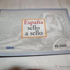 Sellos: ESPAÑA SELLO A SELLO EL PAIS. Lote 39708066
