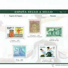 Briefmarken - ESPAÑA SELLO A SELLO. COLECCIONABLE. EL PAÍS-BBVA. ENTREGA Nº 32. - 41073694