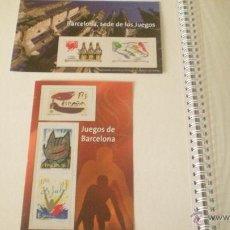 Sellos: REPRODUCCIONES SELLOS JUEGOS OLIMPICOS DE BARCELONA . Lote 45149007