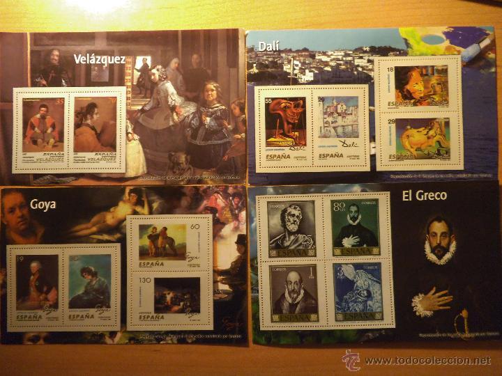 Sellos: Nº15.-LOTE DE 150 REPRODUCCIONES DE HOJAS CON SELLOS AUTORIZADAS POR CORREOS. - Foto 5 - 49220572