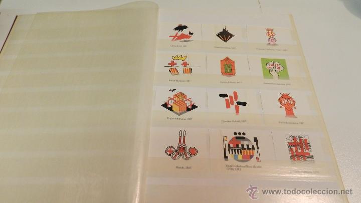 COLECCION DE 140 ESCUDOS DIFERENTES DE BARCELONA EDICION AÑOS 80 (Filatelia - Sellos - Reproducciones)