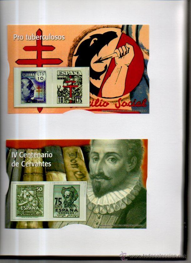 Sellos: El franquismo en sellos y billetes. El Mundo, 2006 [COMPLETO] - Foto 3 - 51510592