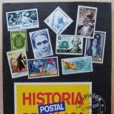 Sellos: HISTORIA POSTAL DE MALAGA 1850-2000 - SELLOS METALICOS Y POSTALES HISTORICAS - COMPLETO. Lote 152065264