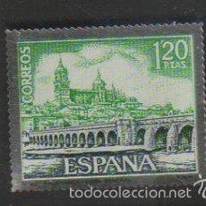 Sellos: SELLO REPRODUCCION EN METAL - ESPAÑA 1,20 PTAS - SALAMANCA VISTA GENERAL. Lote 55922017