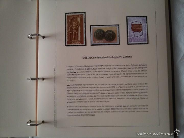 Sellos: COLECCIÓN LOS SELLOS DE LEÓN-REPRODUCCIÓN FACSIMIL DE LOS SELLOS-COMPLETA - Foto 5 - 244557435