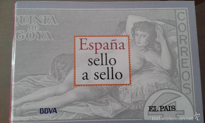 ESPAÑA SELLO A SELLO (Filatelia - Sellos - Reproducciones)