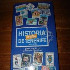Sellos: HISTORIA POSTAL DE TENERIFE 1850 - 2000. Lote 63019020
