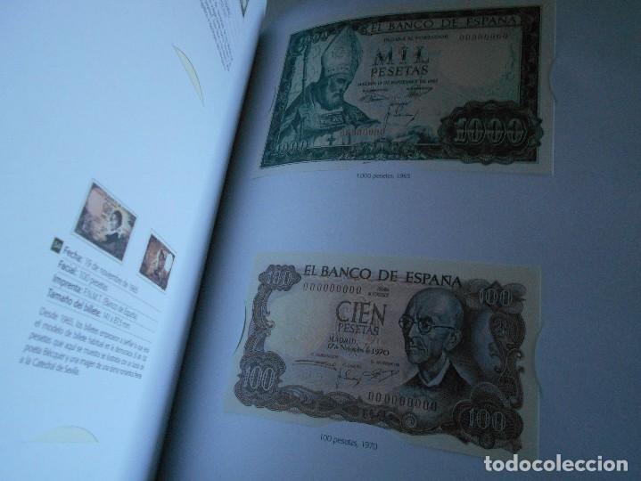 Sellos: EL FRANQUISMO EN SELLOS Y BILLETES. 40 AÑOS DE LA HISTORIA DE ESPAÑA EN SELLOS DE CORREO, PAPEL MONE - Foto 5 - 121420064