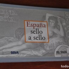 Briefmarken - ESPAÑA SELLO A SELLO - EL PAÍS - BBVA - COLECCIÓN FILATÉLICA REPRODUCIDA - COMPLETA - 80323057