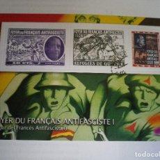 Briefmarken - GUERRA CIVIL ESPAÑOLA EN SELLOS DE CORREOS EL MUNDO - 88346808