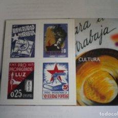 Sellos: GUERRA CIVIL ESPAÑOLA EN SELLOS DE CORREOS EL MUNDO. Lote 88346948