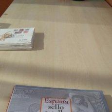 Sellos: CATÁLOGO ESPAÑA SELLO A SELLO, REPRODUCCIONES DE EL PAIS.. Lote 93876610