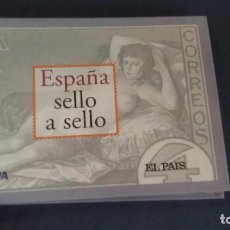 Briefmarken - España sello a sello. Completa - 94256130