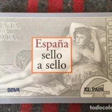 Briefmarken - España sello a sello - Historias Personajes Lugares Conmemoraciones - Colección completa 330 sellos - 103563495