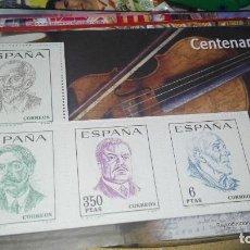 Briefmarken - sellos autorizados correos centenarios - 108695867