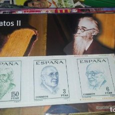 Briefmarken - sellos autorizados correos literatos II - 108695995