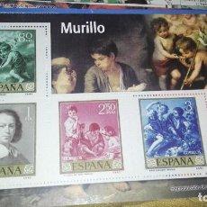 Sellos: SELLOS AUTORIZADOS CORREOS MURILLO. Lote 108700559