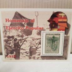 Briefmarken - la españa contemporanea en sellos de correos edicion coleccionista el mundo entrega n 34 - 112701723