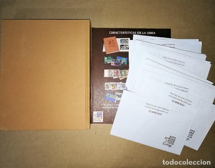 Sellos: Libro catalogo guia sellos billetes e iconos de la democracia ( Completo sobres sin abrir ) - Foto 2 - 122231419